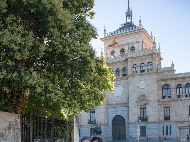 La boda de Santiago  y Veronica en Valladolid, Valladolid 21