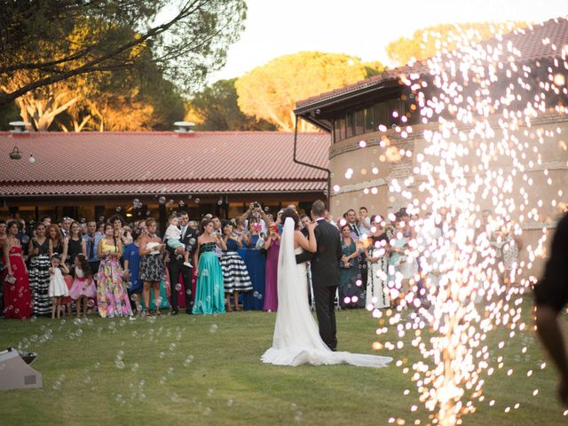 La boda de Santiago  y Veronica en Valladolid, Valladolid 26