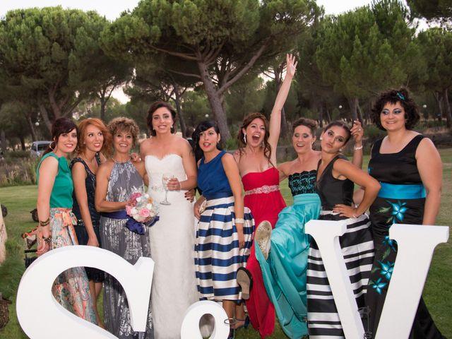 La boda de Santiago  y Veronica en Valladolid, Valladolid 32