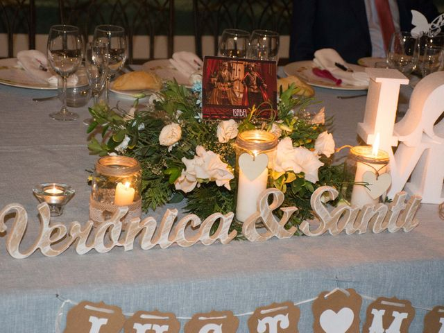 La boda de Santiago  y Veronica en Valladolid, Valladolid 37