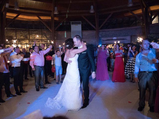 La boda de Santiago  y Veronica en Valladolid, Valladolid 41