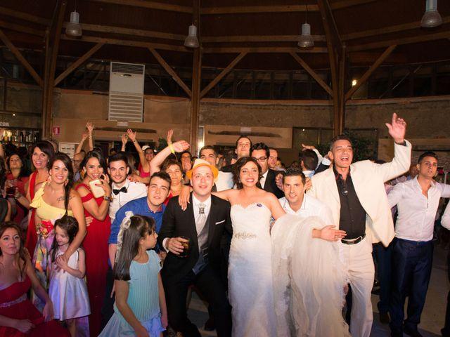 La boda de Santiago  y Veronica en Valladolid, Valladolid 43