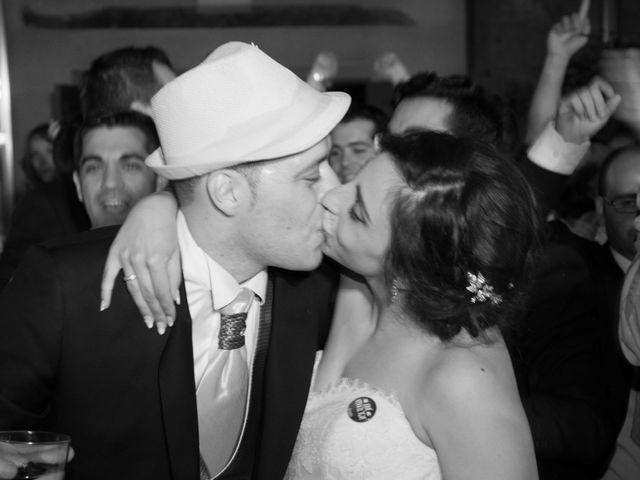 La boda de Santiago  y Veronica en Valladolid, Valladolid 44
