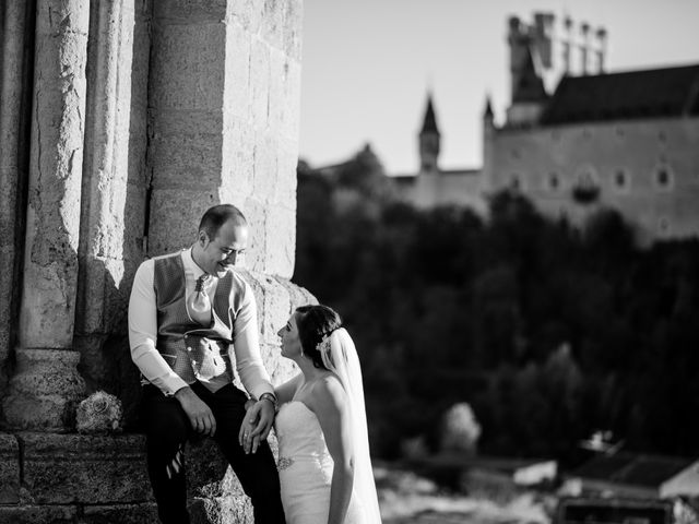 La boda de Santiago  y Veronica en Valladolid, Valladolid 47