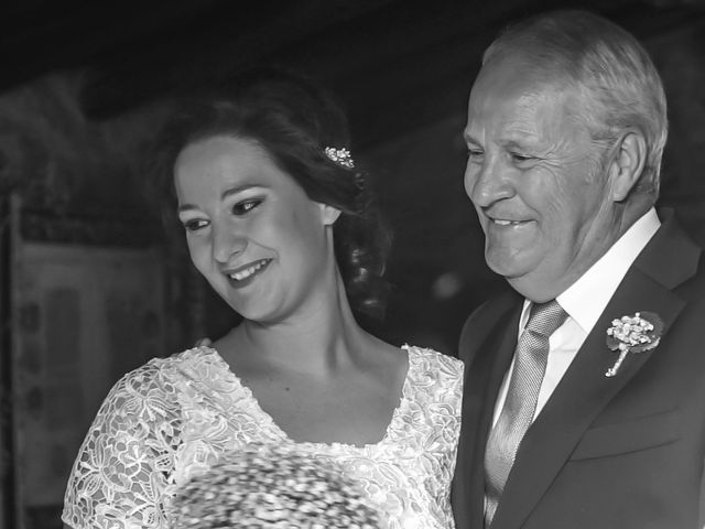 La boda de Fernando y Elena en Arroyomolinos De La Vera, Cáceres 9