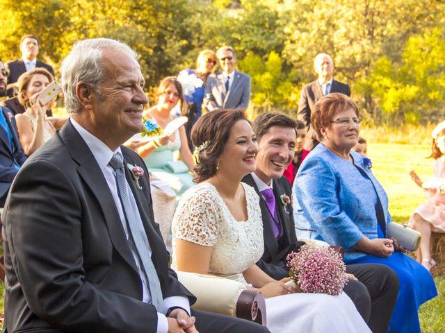 La boda de Fernando y Elena en Arroyomolinos De La Vera, Cáceres 14