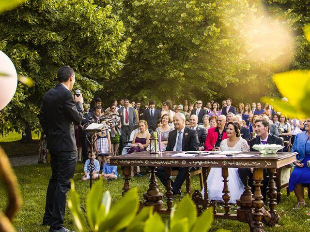La boda de Fernando y Elena en Arroyomolinos De La Vera, Cáceres 16