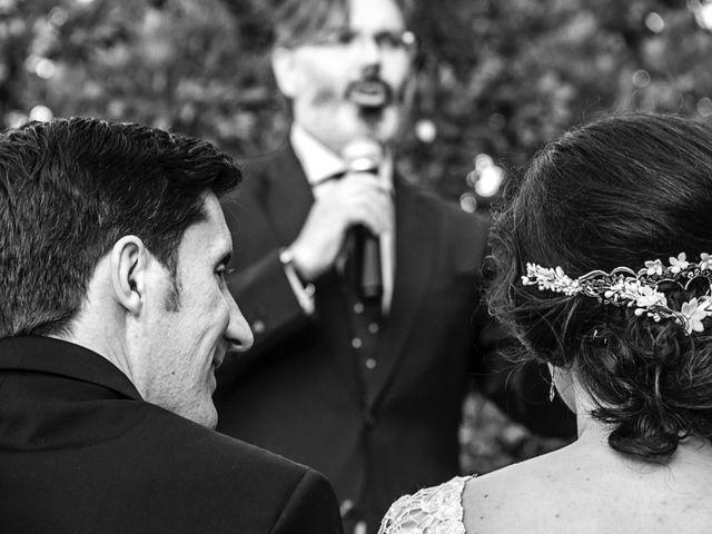 La boda de Fernando y Elena en Arroyomolinos De La Vera, Cáceres 18