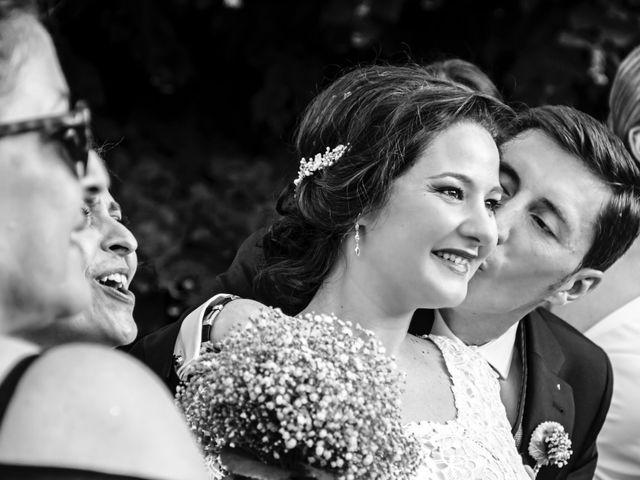 La boda de Fernando y Elena en Arroyomolinos De La Vera, Cáceres 24
