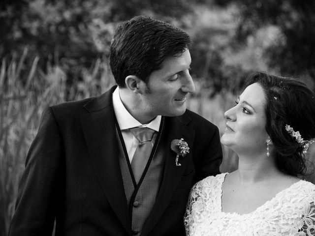 La boda de Fernando y Elena en Arroyomolinos De La Vera, Cáceres 27