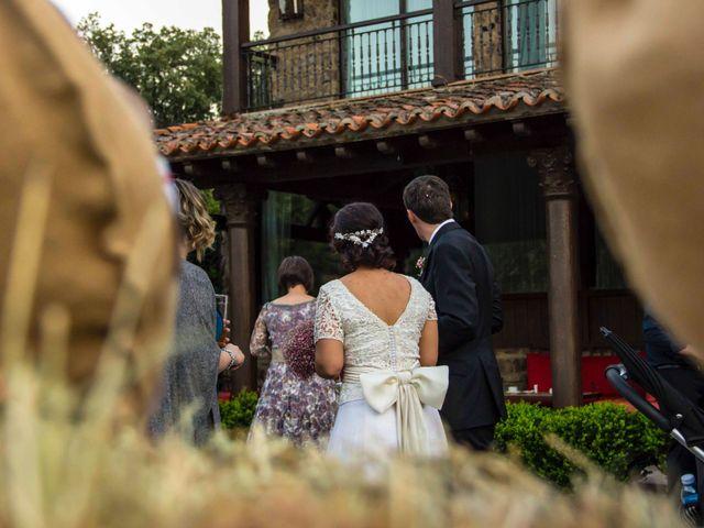 La boda de Fernando y Elena en Arroyomolinos De La Vera, Cáceres 30