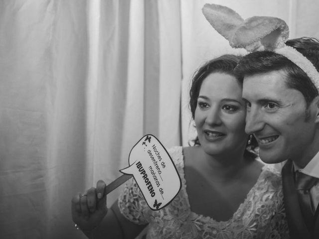 La boda de Fernando y Elena en Arroyomolinos De La Vera, Cáceres 34