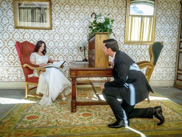 La boda de Fernando y Elena en Arroyomolinos De La Vera, Cáceres 37