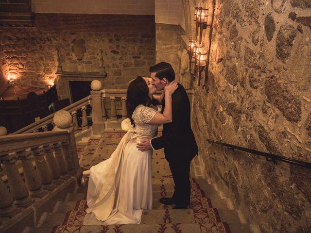 La boda de Fernando y Elena en Arroyomolinos De La Vera, Cáceres 38