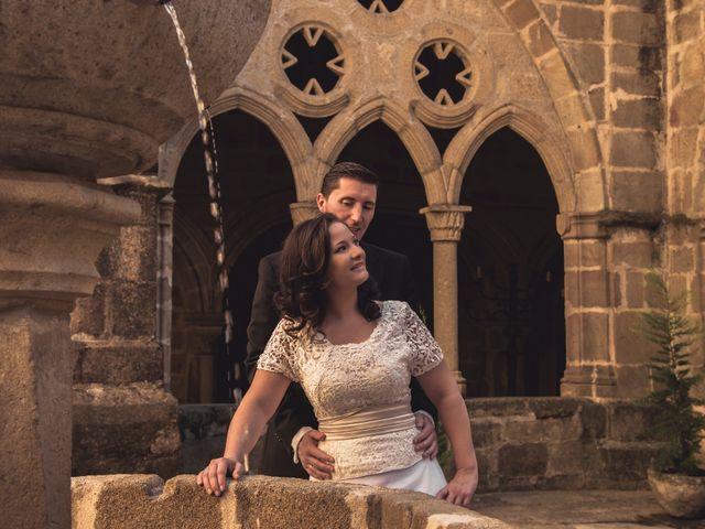 La boda de Fernando y Elena en Arroyomolinos De La Vera, Cáceres 40