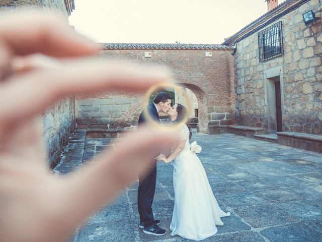 La boda de Fernando y Elena en Arroyomolinos De La Vera, Cáceres 45