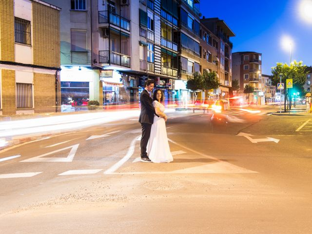 La boda de Fernando y Elena en Arroyomolinos De La Vera, Cáceres 48