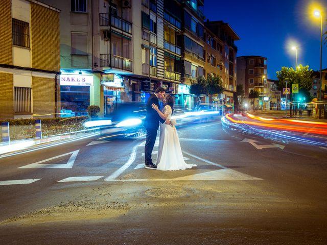 La boda de Fernando y Elena en Arroyomolinos De La Vera, Cáceres 49