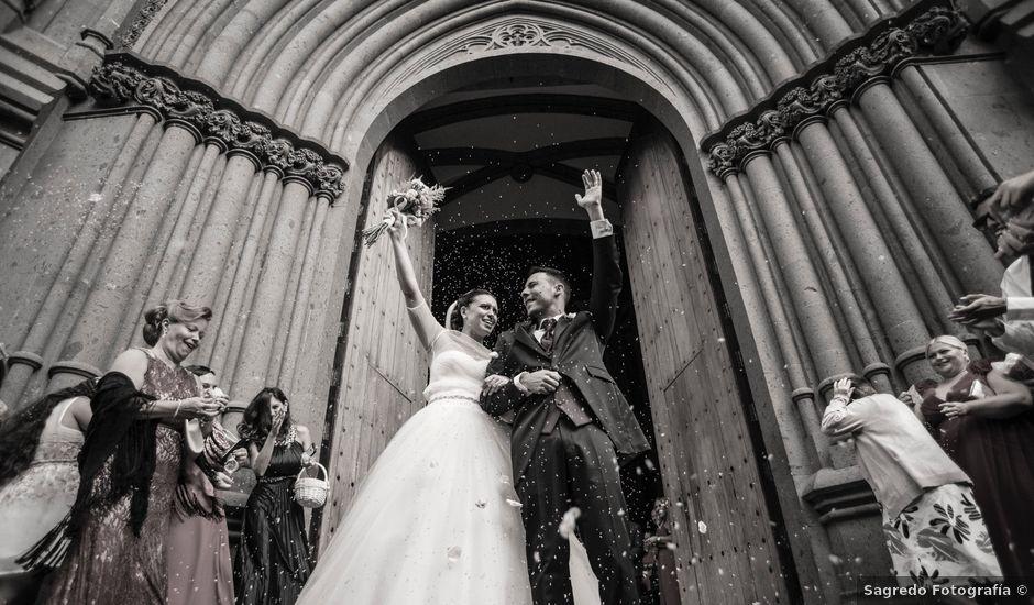 La boda de Adonai y Tatiana en Arucas, Las Palmas