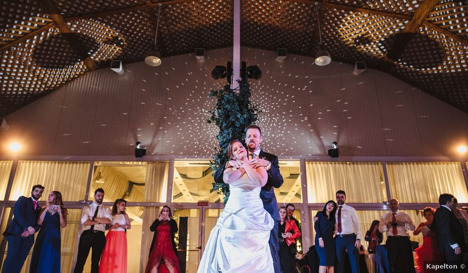 La boda de Tomas y Eva en Guadalajara, Guadalajara