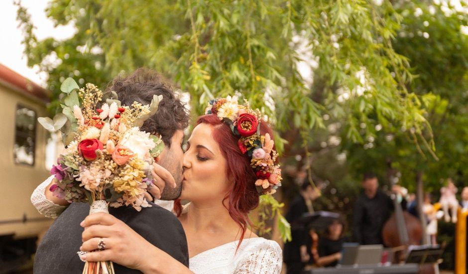 La boda de Rebeca y David y Rebeca y David en Segovia, Segovia