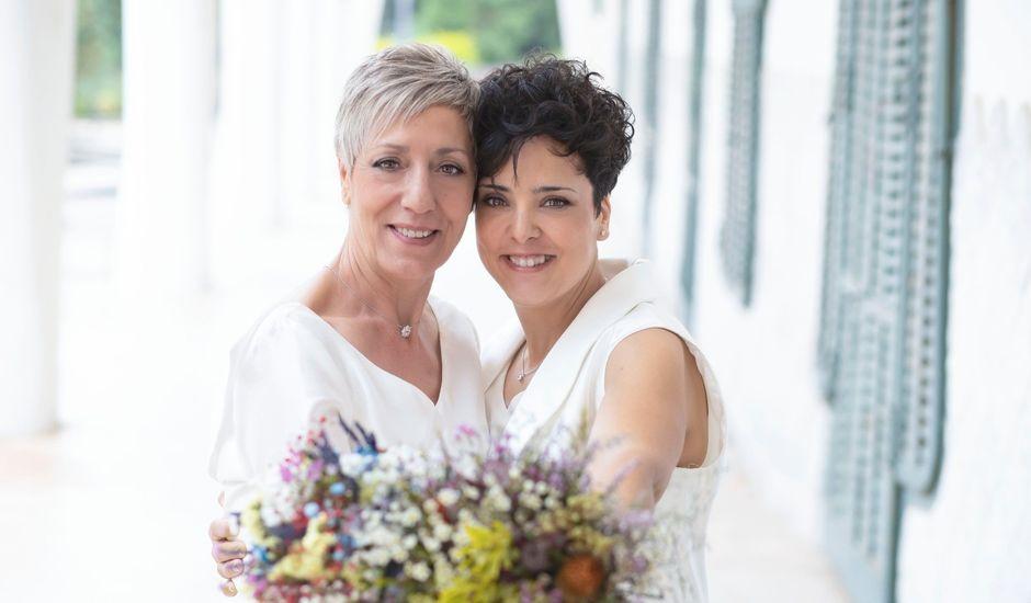 La boda de Antonia y Cristina en Terrassa, Barcelona