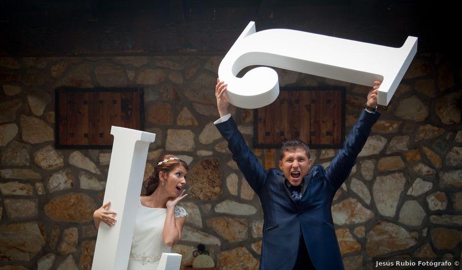 La boda de Javier y Lorena en Talamanca Del Jarama, Madrid