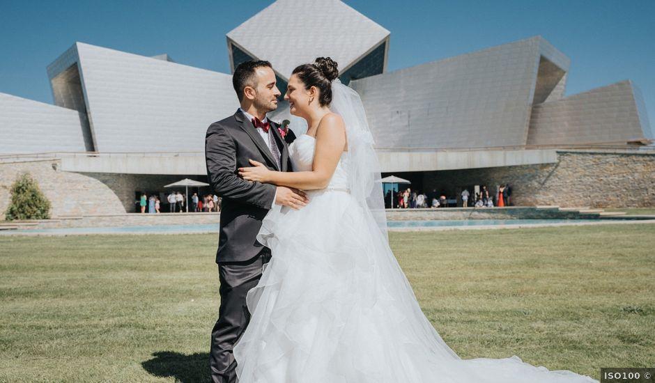La boda de Paula y Raúl en Barbastro, Huesca