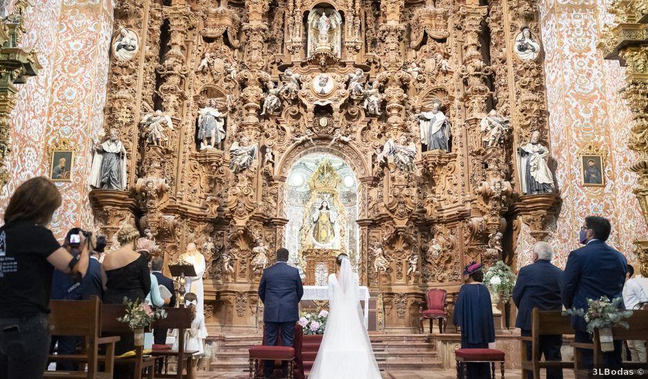 La boda de Eduardo y Patricia en Antequera, Málaga