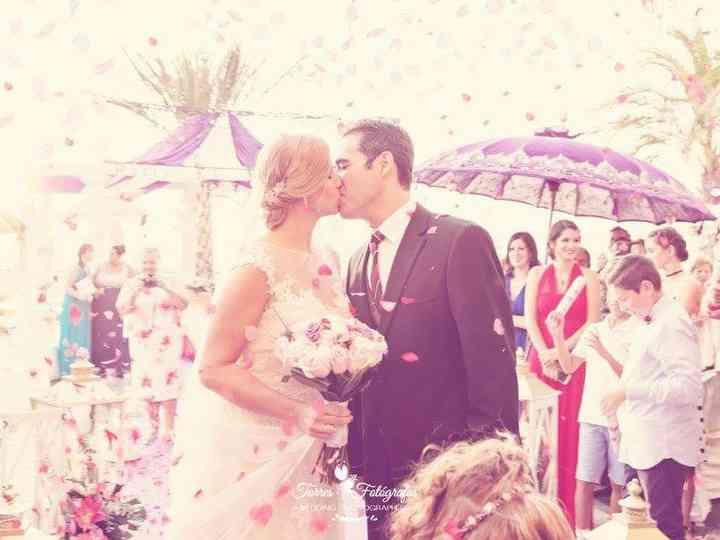 La boda de Vanessa y Rafael