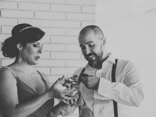 La boda de Adri y Fer 2
