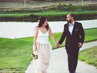 La boda de Adri y Fer