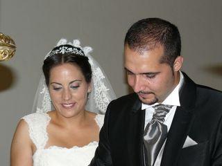 La boda de Lidia  y Raúl