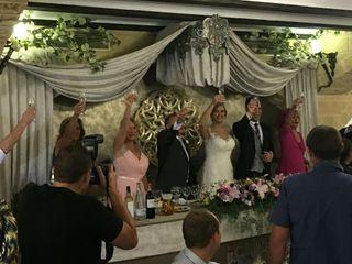La boda de Vanessa y Rafael 1