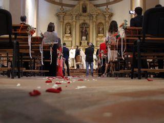 La boda de Claudia y Lauta 2