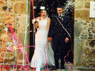 La boda de Claudia y Lauta