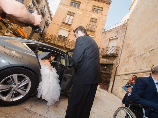 La boda de Raul y Ana en Reus, Tarragona 14