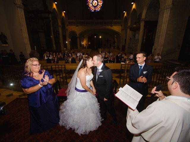 La boda de Raul y Ana en Reus, Tarragona 15