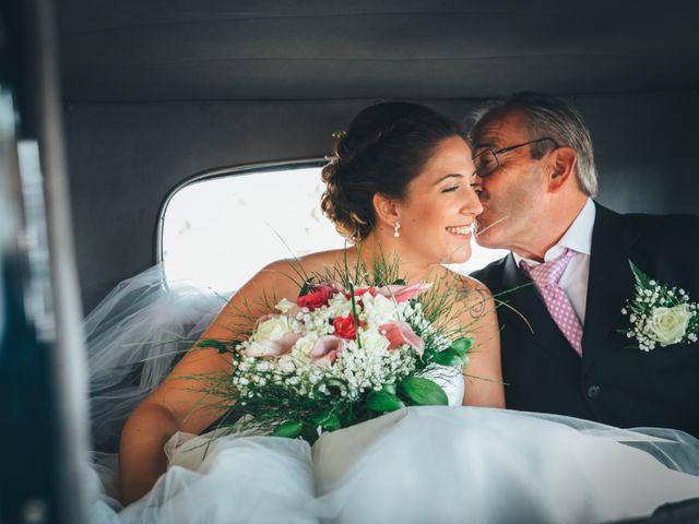 La boda de David y Silvia en Granadilla, Córdoba 15