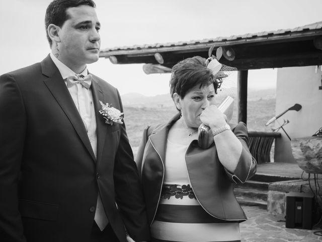 La boda de David y Silvia en Granadilla, Córdoba 18