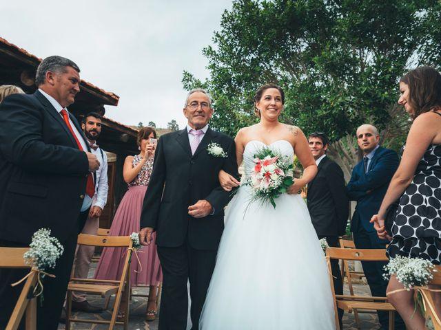La boda de David y Silvia en Granadilla, Córdoba 20