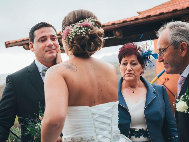 La boda de David y Silvia en Granadilla, Córdoba 21