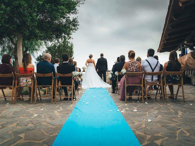 La boda de David y Silvia en Granadilla, Córdoba 22