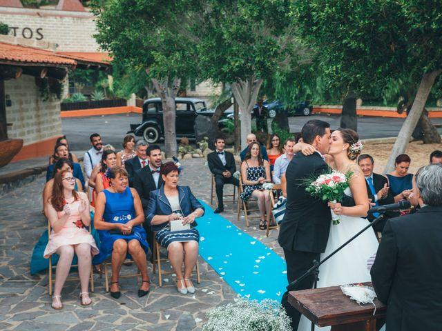 La boda de David y Silvia en Granadilla, Córdoba 25