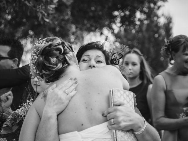 La boda de David y Silvia en Granadilla, Córdoba 27