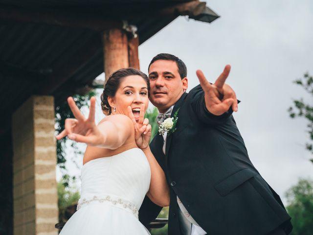La boda de David y Silvia en Granadilla, Córdoba 32