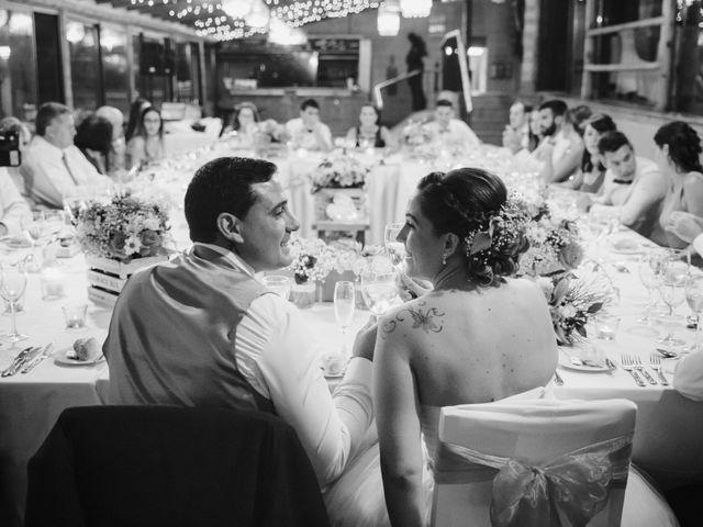 La boda de David y Silvia en Granadilla, Córdoba 34