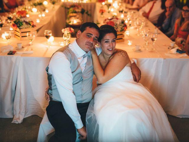La boda de David y Silvia en Granadilla, Córdoba 36
