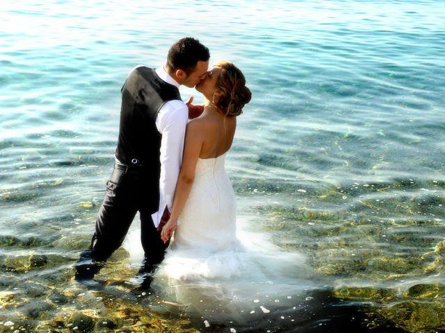 La boda de David  y Alicia en Lloret De Mar, Girona 2