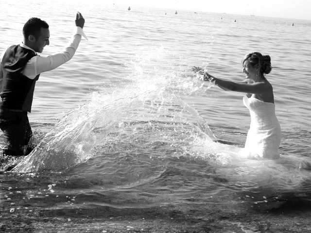 La boda de David  y Alicia en Lloret De Mar, Girona 3